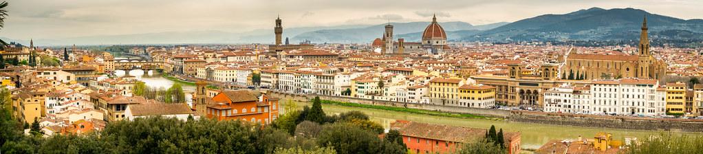 Florence pano HDR