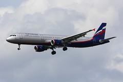 A321 VP-BDC London Heathrow 15.06.18