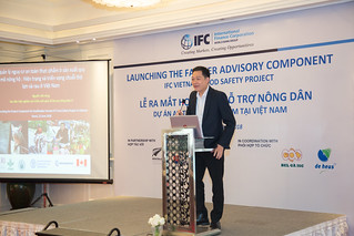 IFC food safety project launching, 22 June 2018, Hanoi
