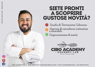 Cibo Academy - istituzionale
