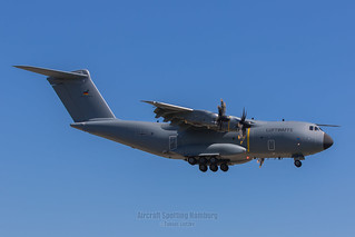 German Air Force (Luftwaffe) Airbus A400M 54+14