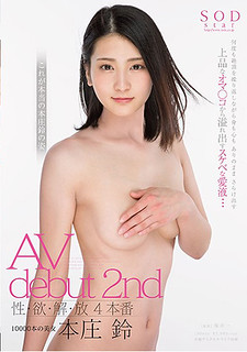 STAR-933 10000 Beautiful Girls Honjo Bell AV Debut 2nd Sexuality · Desire · Solution · Release 4 ___ 4 ___ ___ ___ 0