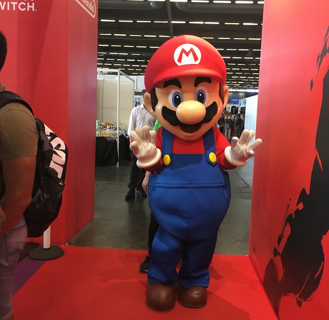 Japan Expo 2018 - Jeux Video