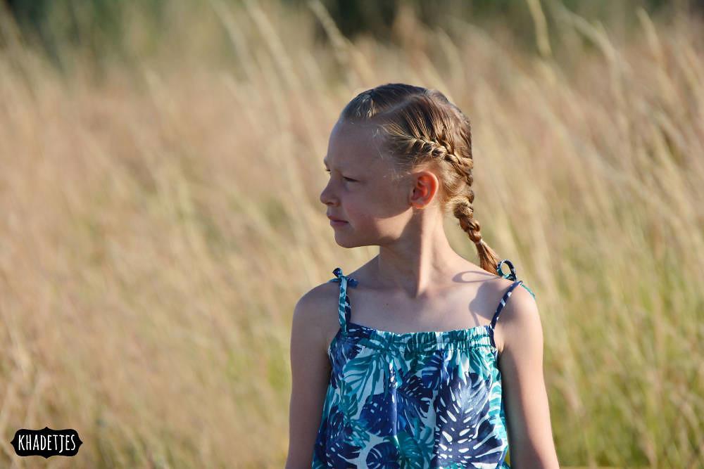 580-03 Summer romper Pearl Soho Khadetjes