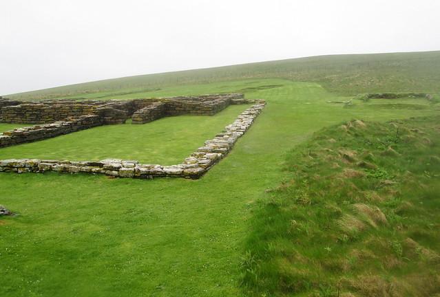 Edge of 12th Century Church Complex