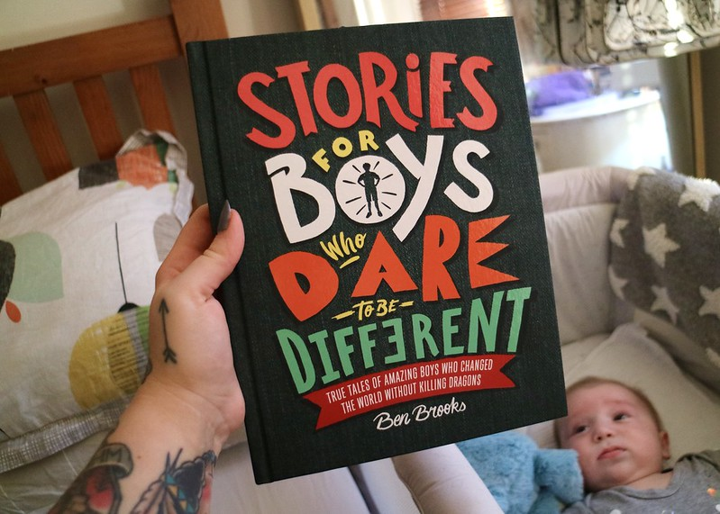 Stories for Boys book