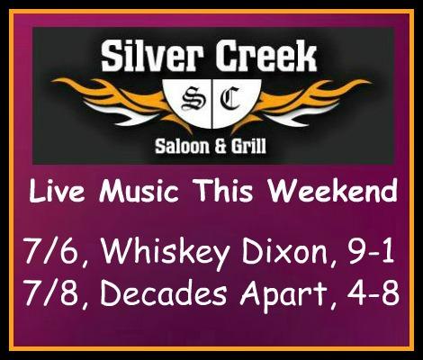 Silver Creek Poster 7-6-18