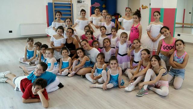 Saggio Danza palestra Play Sport (1)
