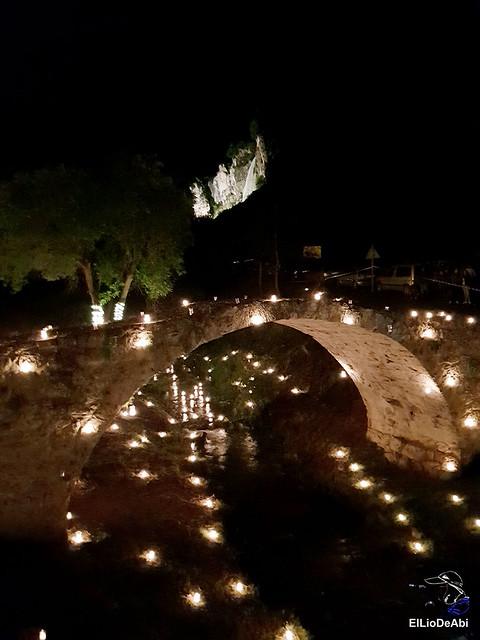 Tobera a la luz de las velas 6