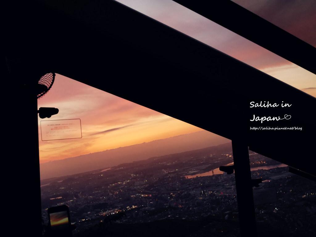 皿倉山夜景纜車 (14)