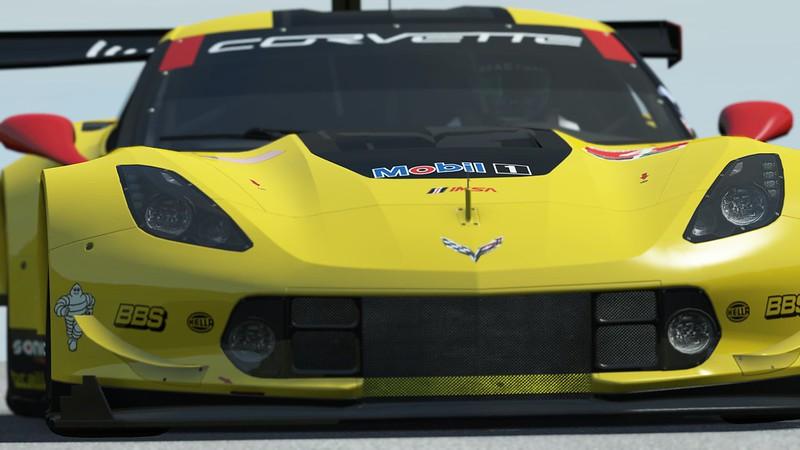 Rfactor 2 Endurance Pack Corvette C7.R