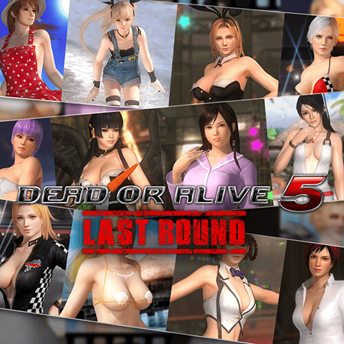 Dead or Alive 5 Last Round: Core Fighters + Raidou