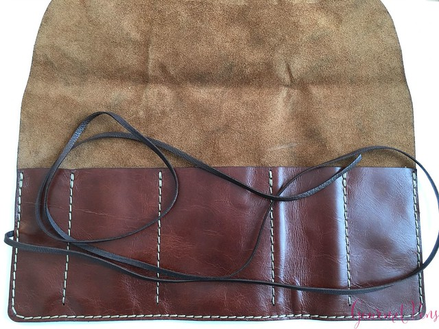 Galen Leather Tool Wrap Review @Galen_Leather 18