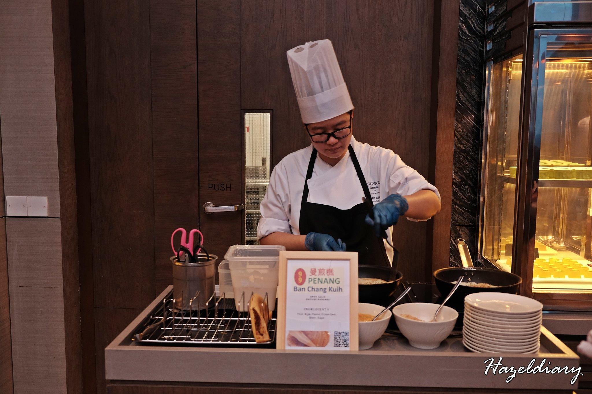 Penang Food Fare Buffet-Sky22 Courtyard Marriott-2