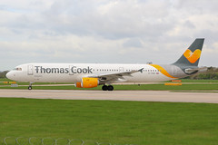 Thomas Cook Airlines Airbus A321-200 G-TCDX