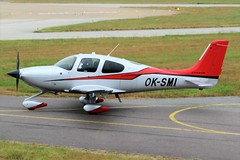 OK-SMI Cirrus SR22T on 05 June 2018 Jersey