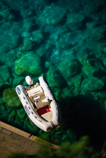 Boat in the Water