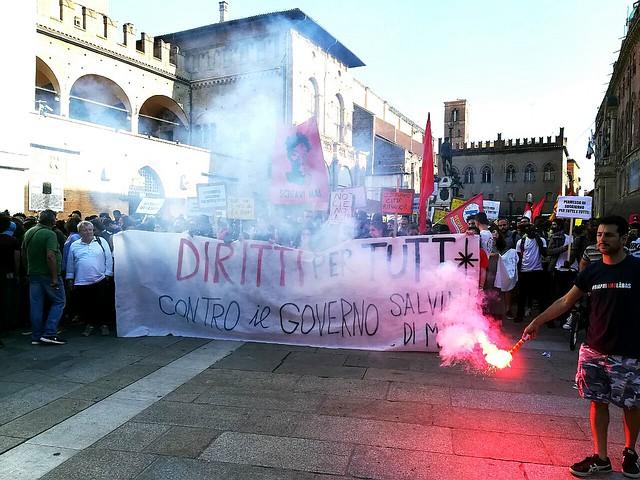 """""""Diritti per tutt* vs governo Salvini-Di Maio"""""""