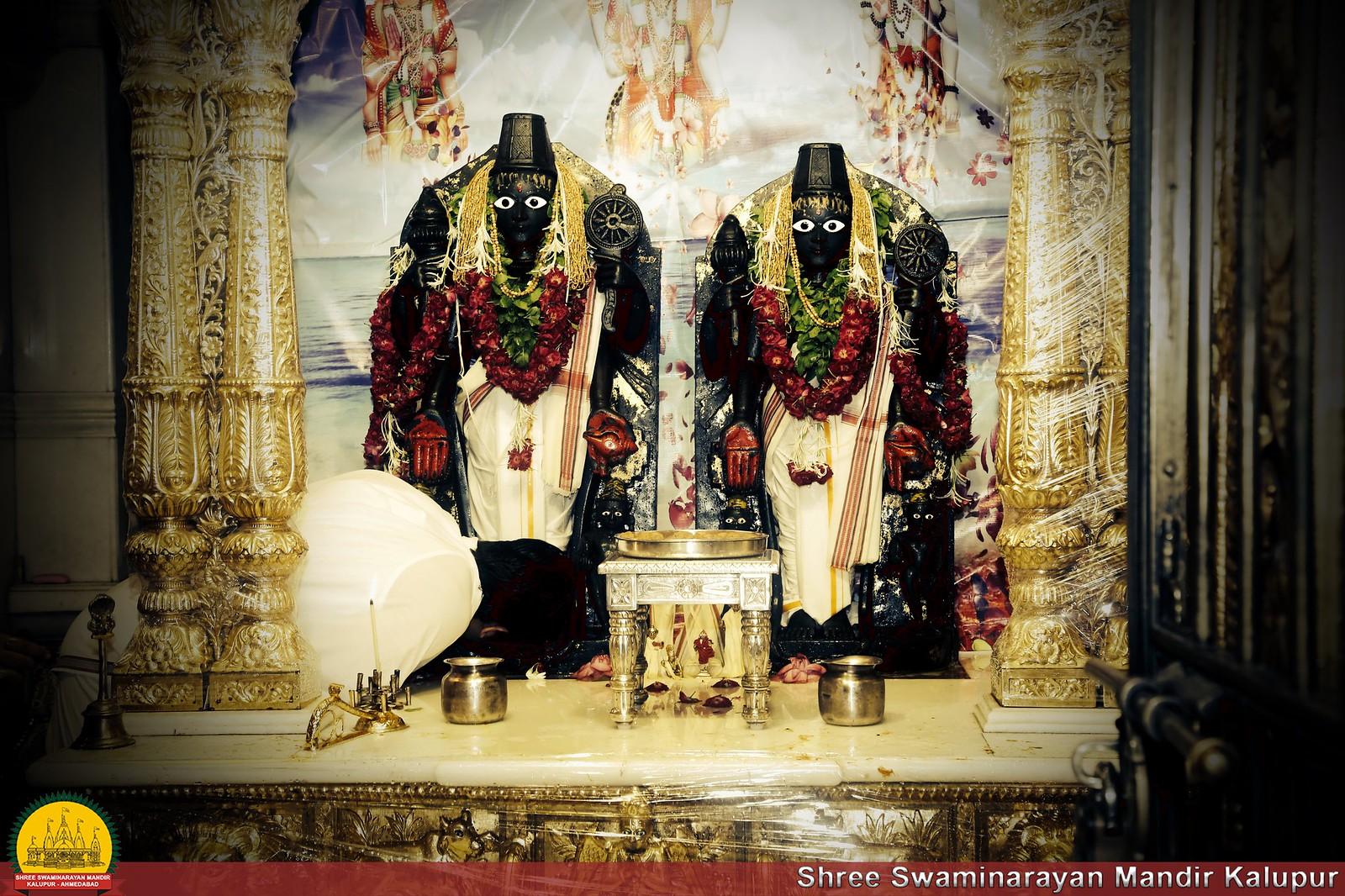 Kesar Snaan Abhishek - Kalupur