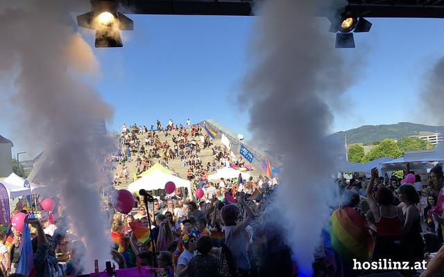 linzpride2018 - Straßenfest