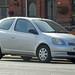 V823 EGP - Toyota Yaris @ fleetwood