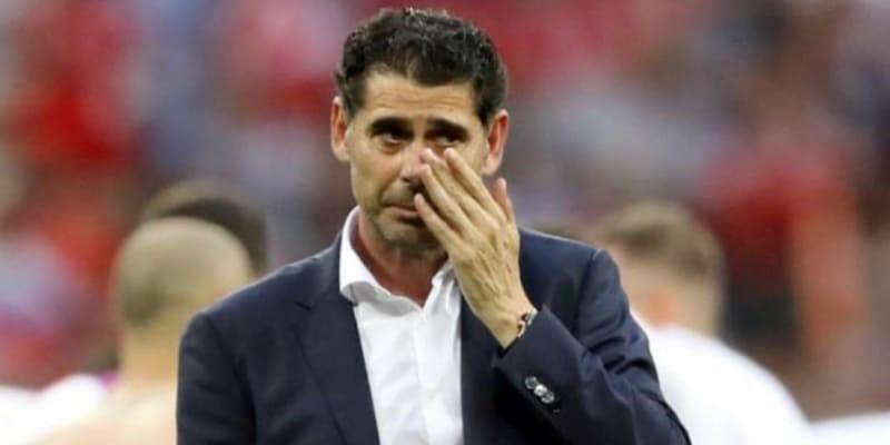 Fernando Hierro Sudah Resmi Keluar dari Timnas Spanyol