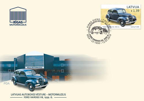 Aploksne Ford-Vairogs V8