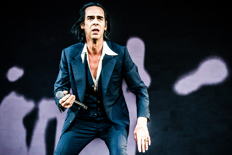 Nick Cave and The Bad Seeds @ Rock Werchter 2018 (Jan Van den Bulck)