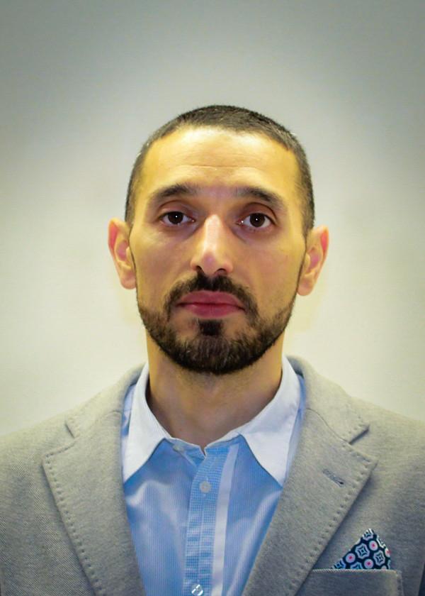 Dr. Aleksandar G. Marinov