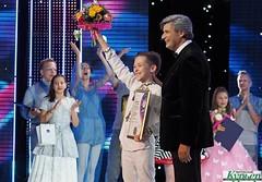 Как прошло награждение победителей XVI Международного детского музыкального конкурса