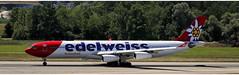 Edelweiss Air HB - JME