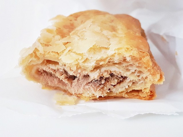 French Tuna Puff
