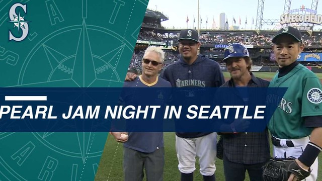 Pearl Jam Night in Seattle