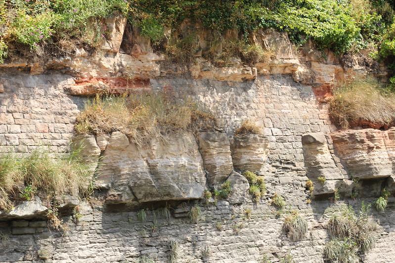 Rocks, bricks, New Cut