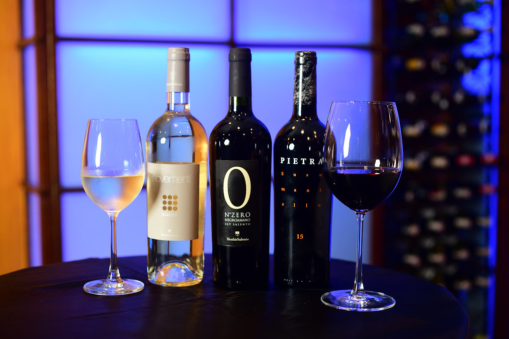 MenhirSalento Wines
