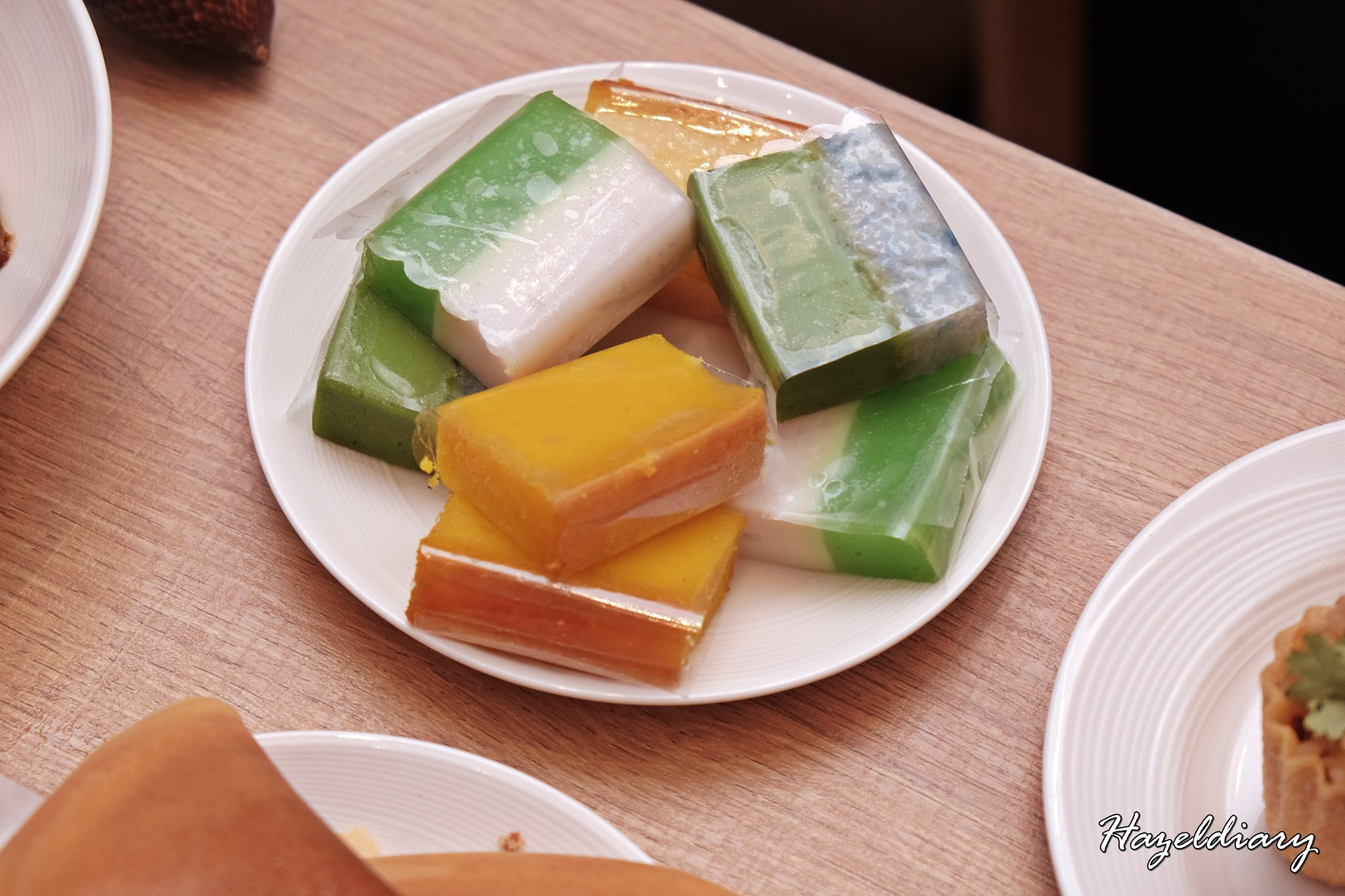 Penang Food Fare Buffet-Sky22 Courtyard Marriott-Kueh