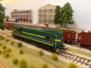 Croatian Railways HZ 2061011 - Balkan Models