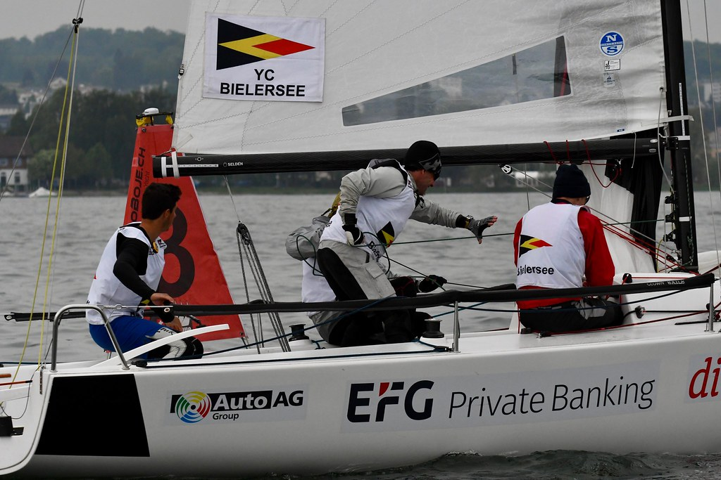 YCB Swiss Sailing Super League Team