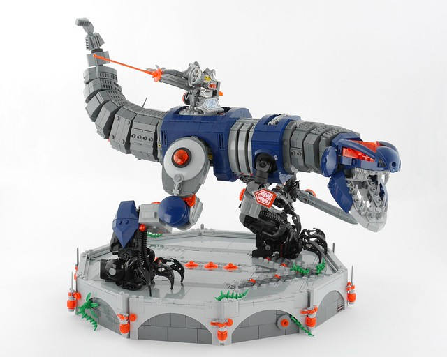 Tyrannosaurus Nex