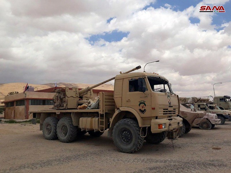 57mm-S-60-truck-captured-by-loyals-in-eastern-qalamoun-syria-2018-spz-2