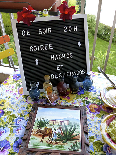 soirée nachos