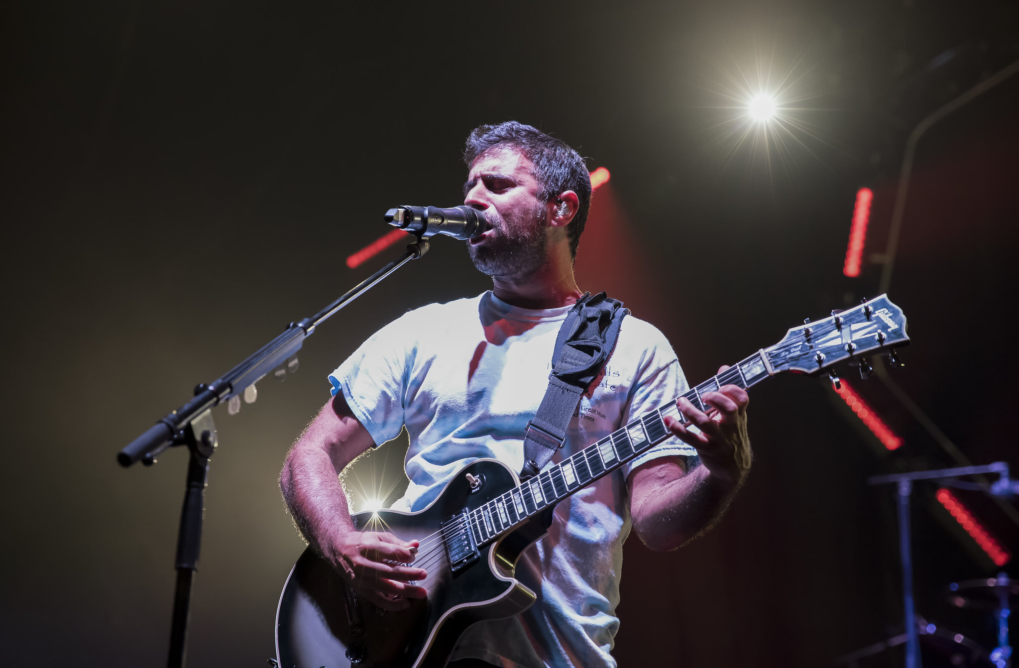 Rebelution Singer/Guitarist Eric Rachmany