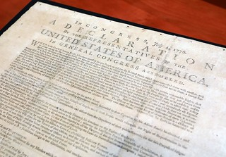 Southwick declaration of Independence