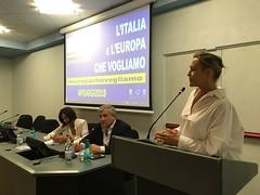L'Italia e l'Europa che vogliamo. Verso Fiuggi 2018