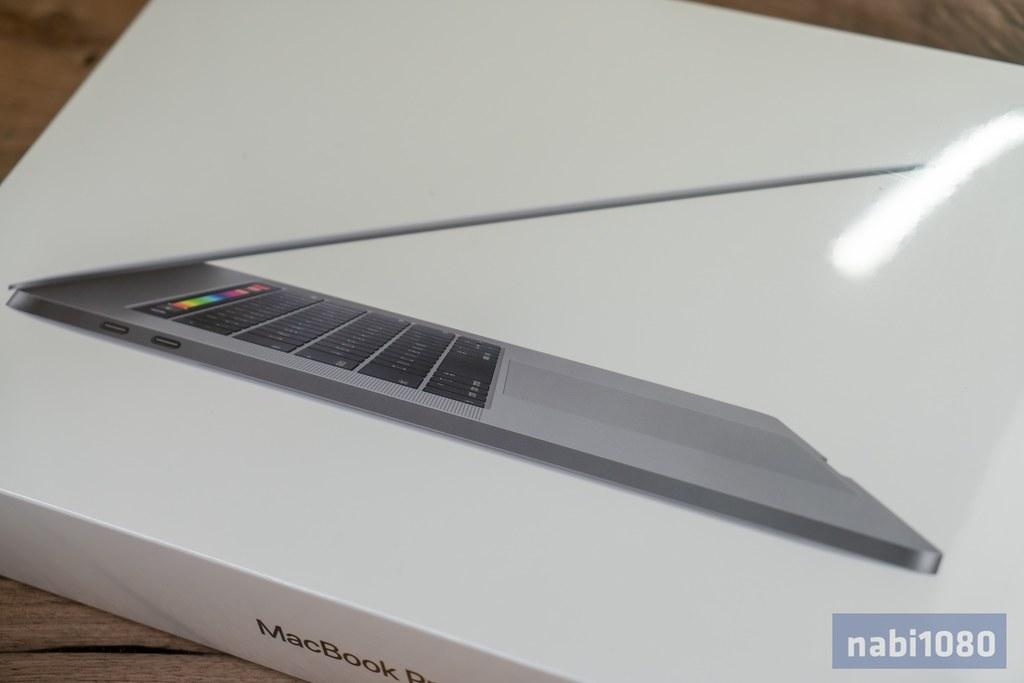 15インチ MacBook Pro 201806