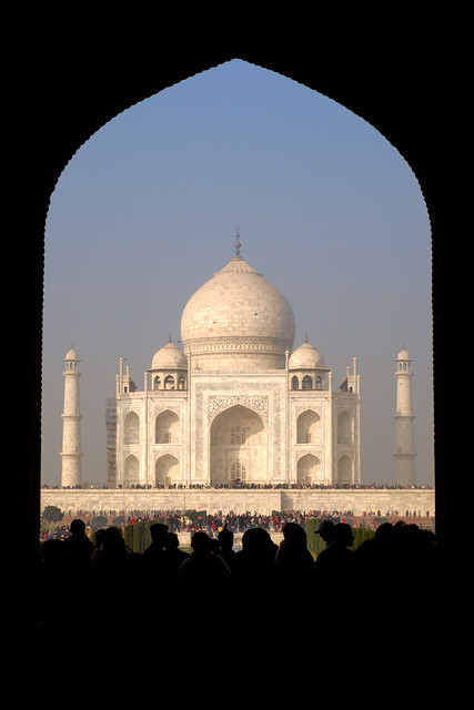 A Teardrop on the Cheek of Time | Taj Mahal, Agra, India