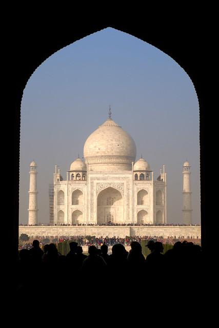 A Teardrop on the Cheek of Time | Taj Mahal, Agra, India
