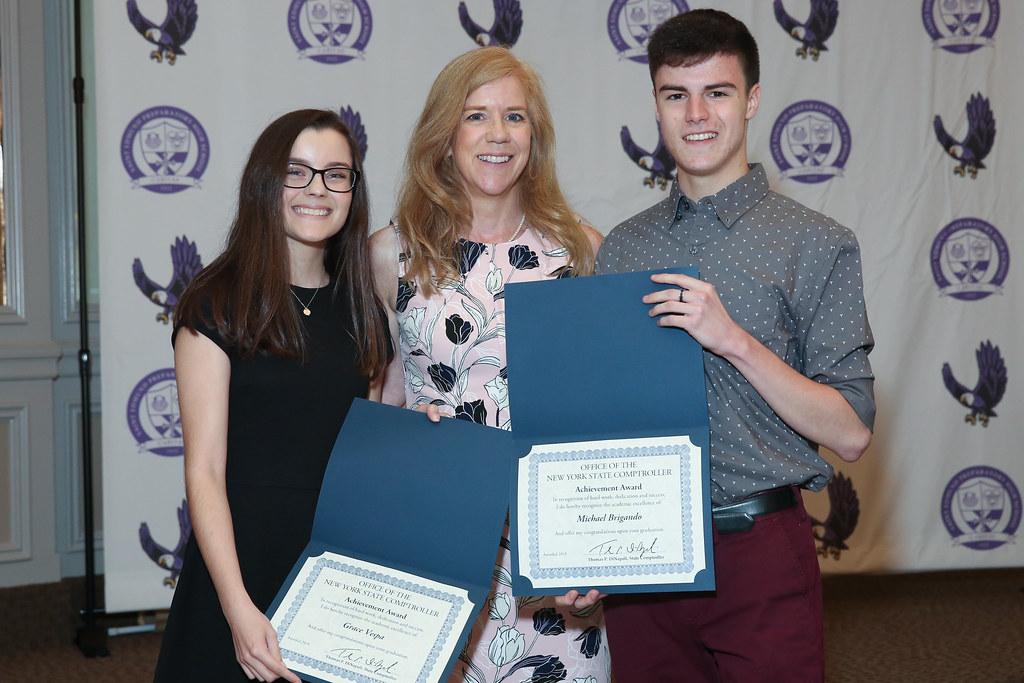 2018 Senior Awards Dinner The New York State Comptroller T