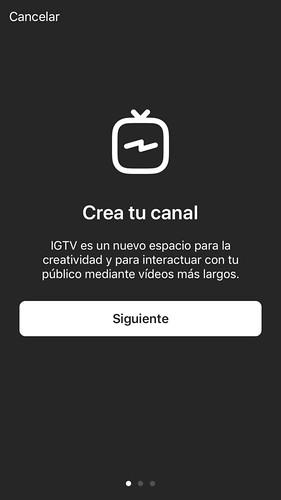 Instagram estrena su televisión