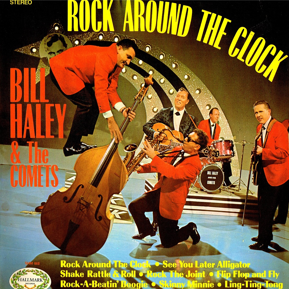 Bill Haley & the Comets - Rock Around the Clock LP
